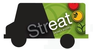 strEat Logo Truck 2011